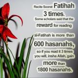 Surah Al-Fatiha recited by Mishary Rashid Alafasy - Al-Mus'haf Al-Murattal